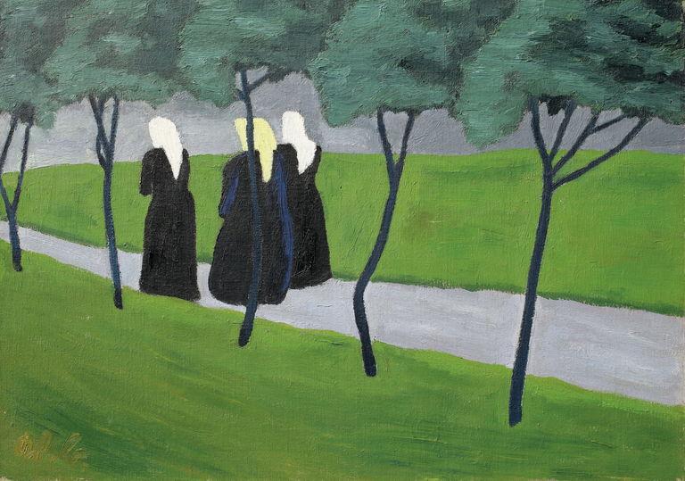 Ženske na poti