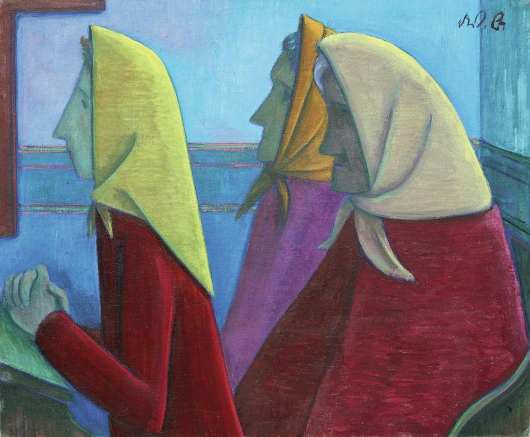 Moleče ženske