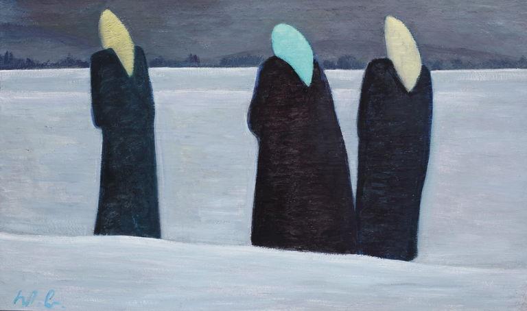 Tri, ki gredo k Luciji