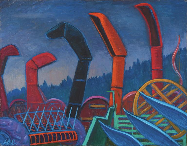 Kmetijski stroji III