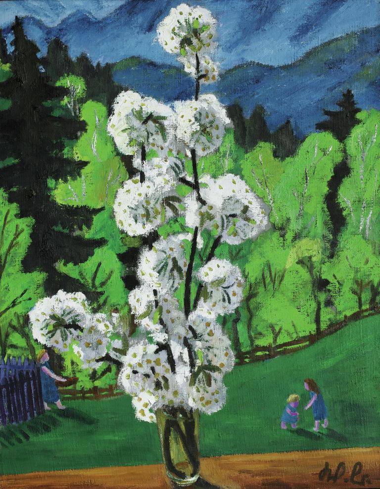 Češnjevi cvetovi
